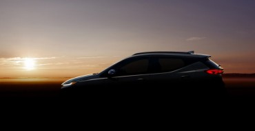 Chevrolet Gives a Glimpse of the 2022 Bolt EUV and Bolt EV