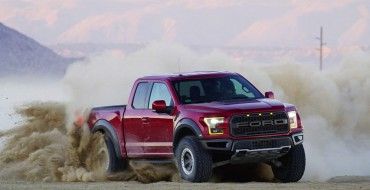 F-150 Raptor Could Topple Ram TRX with Supercharged V8
