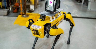 Ford Has Robot Dogs Now, Cool, Cool, Cool