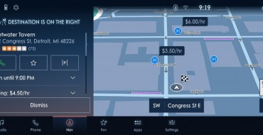Ford SYNC 4 Uses INRIX to Help You Save Bucks