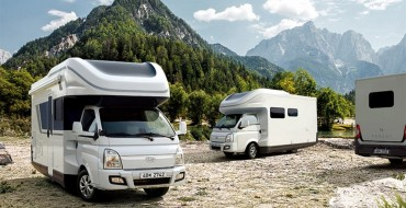 Hyundai Branches Out Into RV Market with Porest