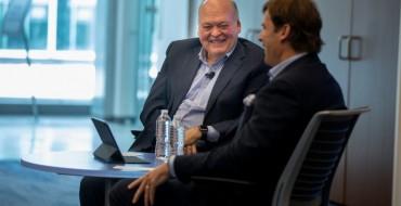 Jim Hackett Out at Ford, Jim Farley Named New CEO