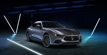 Maserati Launches New Ghibli Hybrid