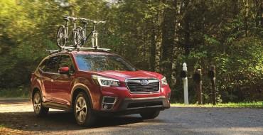 Surprise! Subaru Earns 9 IIHS Top Safety Pick+ Awards
