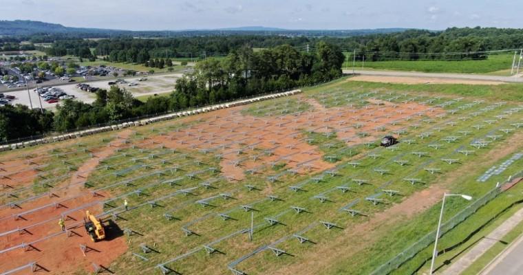 Toyota Invests $9.3 Million in 10.8 Acres of U.S. Solar Arrays