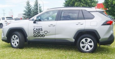 How Toyota's 'Cars For Good' Program Connected Dealers with Local Charities