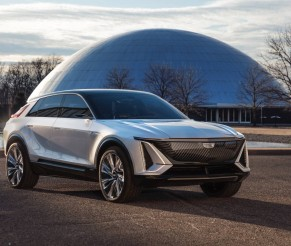 5 Cool Features on the 2023 Cadillac Lyriq
