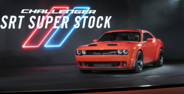 2020 Dodge Challenger SRT Super Stock Overview