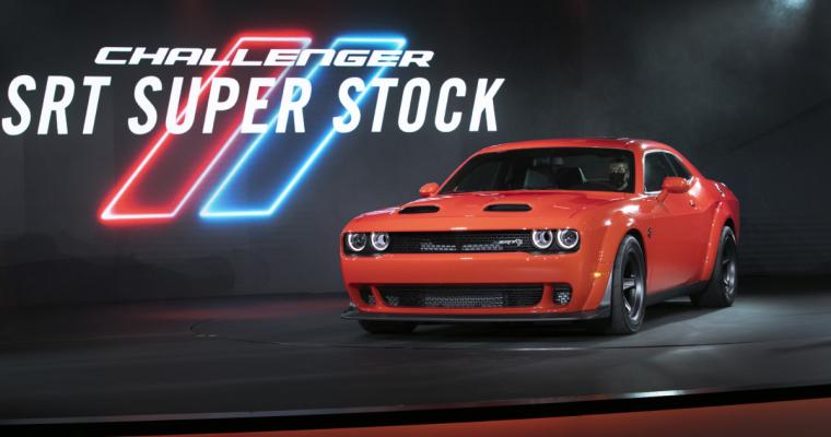 2020 Dodge Challenger SRT Super Stock Overview