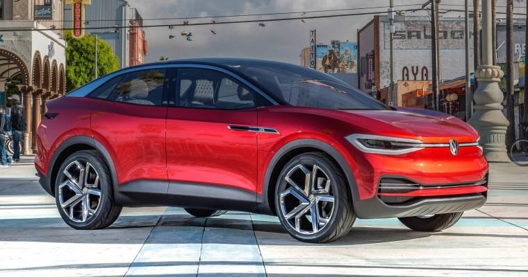 Volkswagen to Develop High-Performance EVs