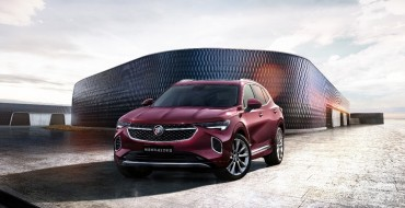 Check Out the China-Exclusive 2021 Buick Enclave Pioneer