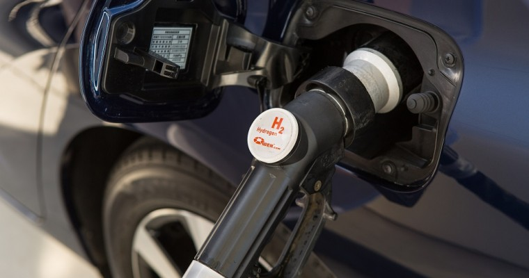 Toyota, Honda, & Shell Team Up to Expand California's Hydrogen Refueling Infrastructure