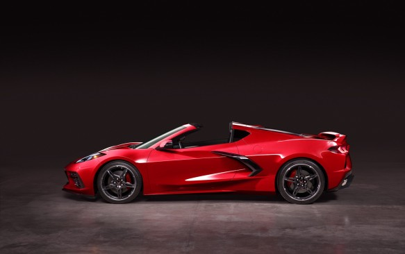 Most C8 Corvette Drivers Are First-Time Chevy Buyers