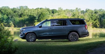 2021 Chevrolet Suburban Overview