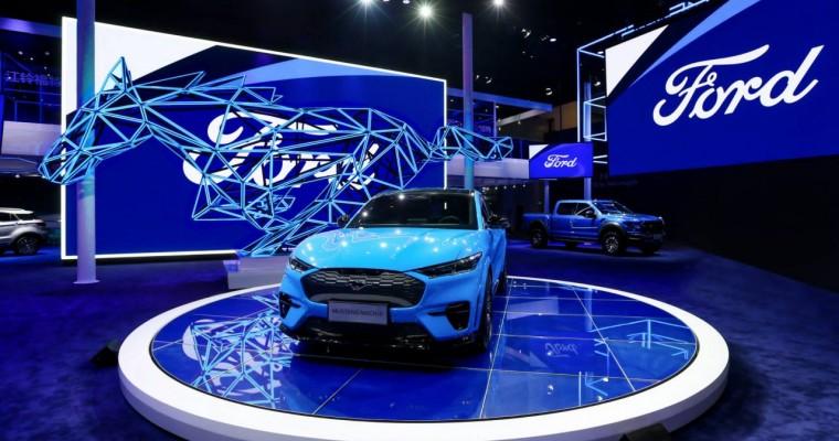 All-New Mustang Mach-E Electrifies 2020 Auto China