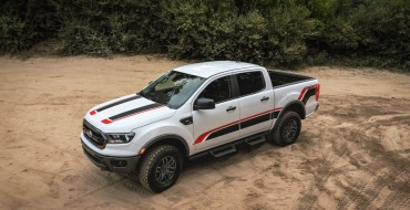 2021 Ford Ranger Gets Tremor Off-Road Package