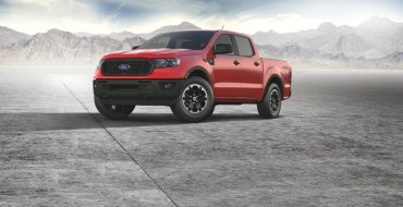 2021 Ford Ranger XL Picks Up STX Special Edition Package