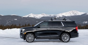 2022 GMC Yukon Gains Buckle to Drive Safety Feature