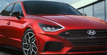 New Sonata N Line Adds Flair to Hyundai Lineup