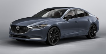 Updates Unveiled for the 2021 Mazda6