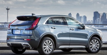 2021 Cadillac XT4 Unveiled for European Market