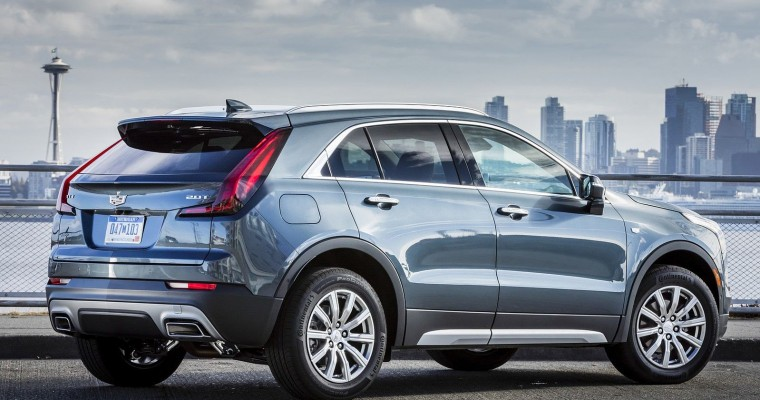 Differences Between the 2021 Cadillac XT4 and 2021 Cadillac XT5