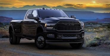 2021 Ram Trucks Gain New Limited Night Editions