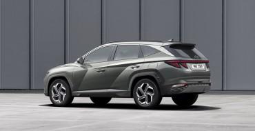 2022 Hyundai Tucson Debuts Bold Next-Gen Design