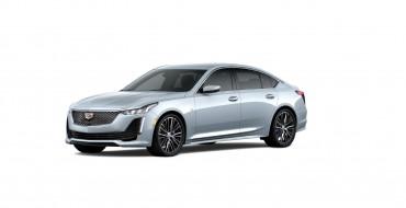 2021 Cadillac CT4 and CT5 Introduce Diamond Sky Edition