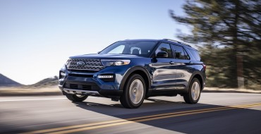 2020 Ford Explorer Earns IIHS Top Safety Pick+