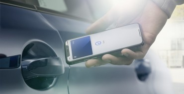 BMW Leads Industry with Digital Key for iPhone