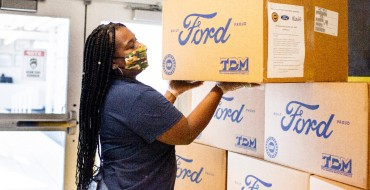 Ford Donating 10 Million Masks Through Project Apollo