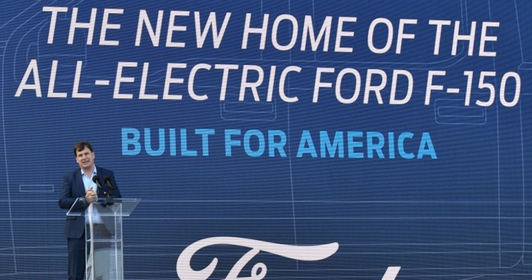 Study Shows Drivers Ready for the Electric Ford F-150
