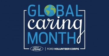 Ford Global Caring Month 2020 Kicks Off in September