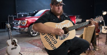 Ford Teams with Luke Combs, Guitars 4 Vets at ACM Awards