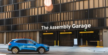 Ford Testing Automated Valet Parking in Detroit