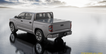 TerraVis Tonneau Cover Gives Pickups Solar Energy