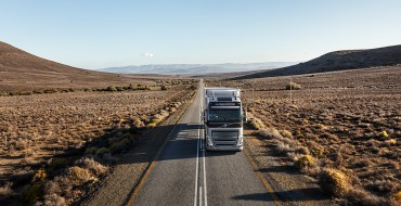 Volvo Honors Professional Truck Drivers