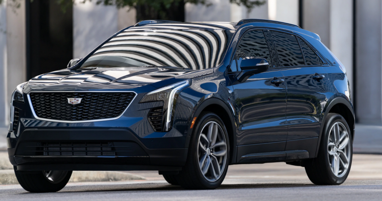 2021 Cadillac XT4 Adds New Onyx Sport Package