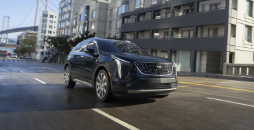 2021 Cadillac XT4 Overview