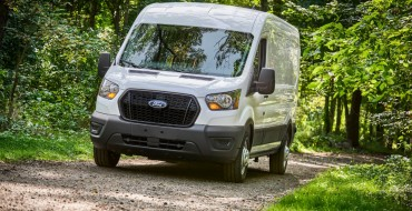 2021 Ford Transit Even Better for Adventure