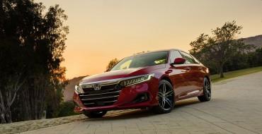 2021 Honda Accord Gets Fresh Face, Starts at $24,770