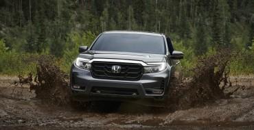 2021 Honda Ridgeline Gets Rugged