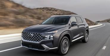 2021 Hyundai Santa Fe Adds Hybrid Option and More