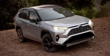 2021 Toyota RAV4 Starts at $26,050 with New Features