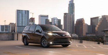 2021 Toyota Sienna Hits Dealerships this November