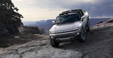 2022 GMC Hummer EV Has Moon-Inspired Easter Egg