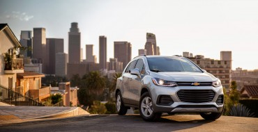2021 Chevrolet Trax Overview