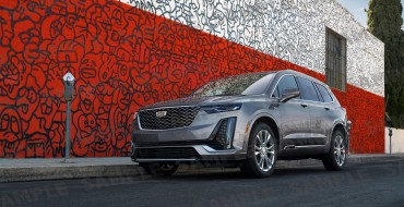 2021 Cadillac XT6 Overview