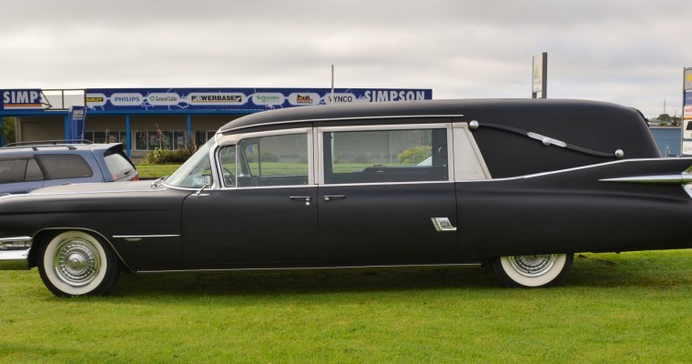 Apparently, Everyday People Drive Hearses